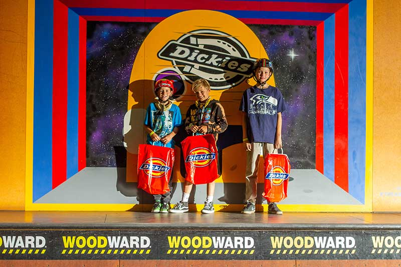 589eaf10010 Dickies Skate Olympics at Woodward Copper Summer Camp