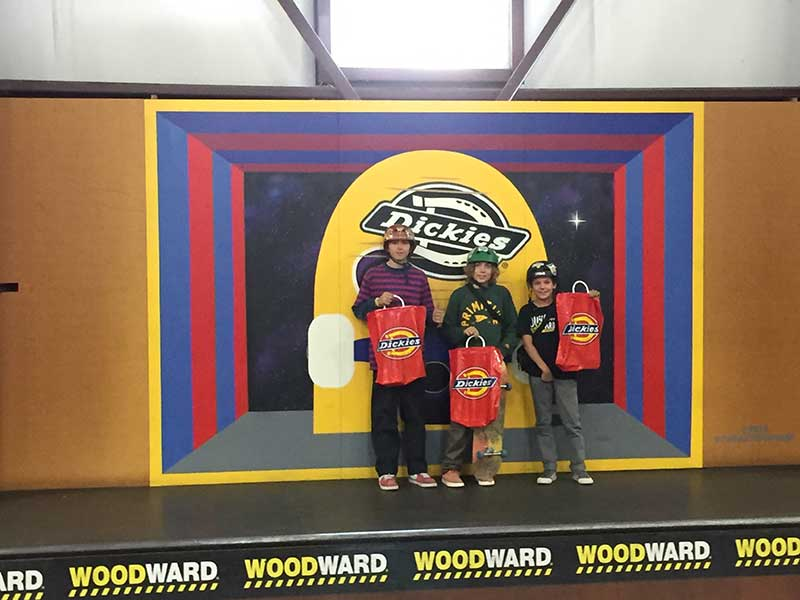 Dickies Skate Olympics at Woodward Copper Summer Camp