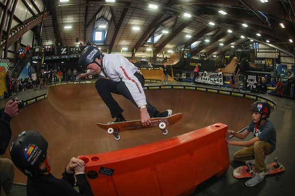 Barn Bash 2018 at Woodward Copper