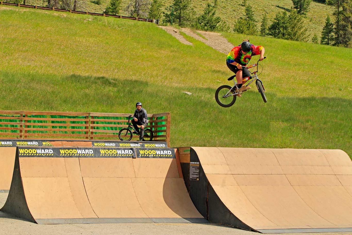 BMX Camp | Overnight Summer Camp| Woodward Copper